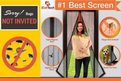 iGotTech-Number1-Best-Magnetic-Screen-Door