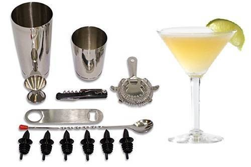 Stainless-Steel-Professional-Bar-Set-by-2dayShip