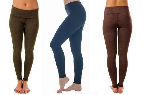 The Reflex Power-Flex Best Yoga Pants from 90-Degree