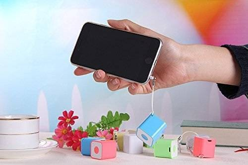 WJLING Worlds Magical Smallest Bluetooth Speakers