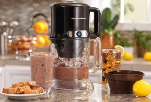 Can I Make Iced Tea In My Coffee Maker