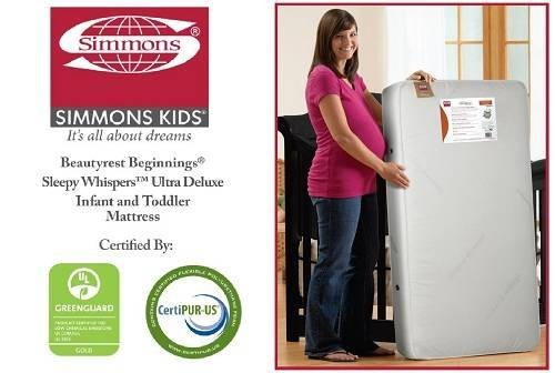 Simmons Kids Beautyrest Beginnings Sleepy Whispers