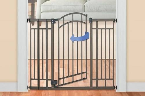5 Best Baby Safety Gates Reviews Of 2017 Doublebestreview