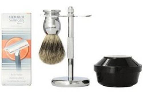 SimplyBeautiful Deluxe Razor and Brush Stand