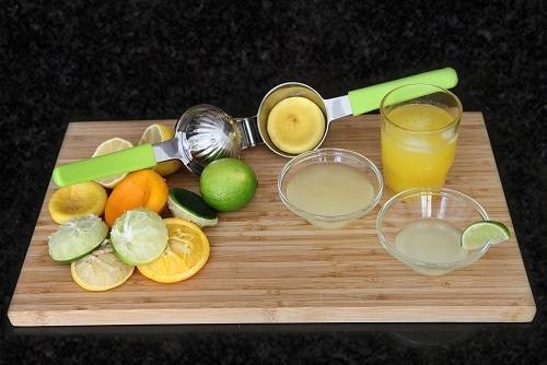 6 peas Lemon, Lime and Orange Squeezer