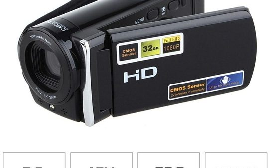 Top 10 Best HD Camcorders