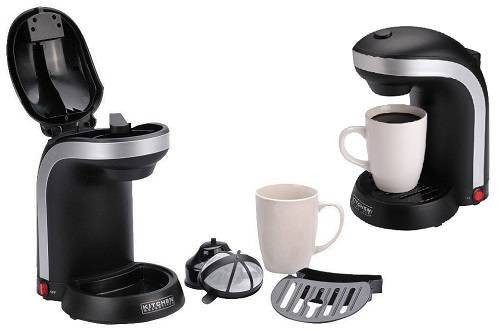 Kitchen-Selective-CM-688-Single-Serve-Drip-Coffee-Maker