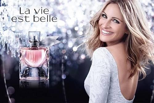 Julia-Robert-La-Vie-Est-Belle-Fragrance