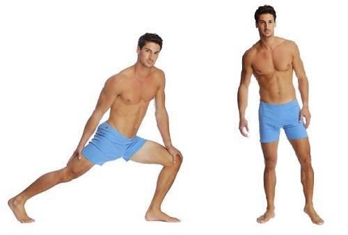 4-rth Mens Fusion Cross-Train Gym Shorts