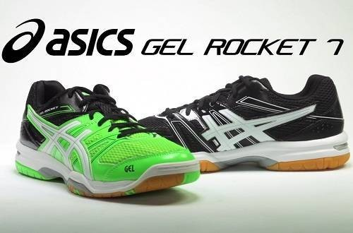 Asics Gel Rocket 7 - The Best Mens Volleyball Shoes