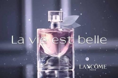 Best Celebrity Perfumes - Lancome La Vie Est Belle