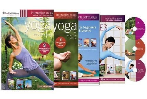 Bodywisdom Best Yoga DVDs For Beginners