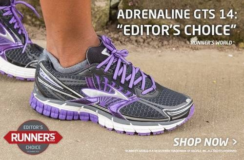 Brooks Adrenaline GTS 14 Best Running Shoes for Men