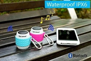 Catwoods Smallest Portable Waterproof Speakers