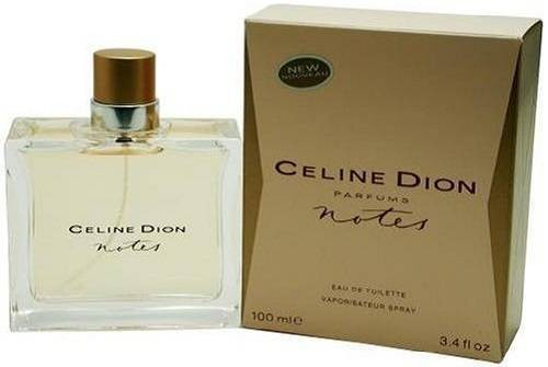Celine Dion Notes - Eau de Toilette Spray For Women