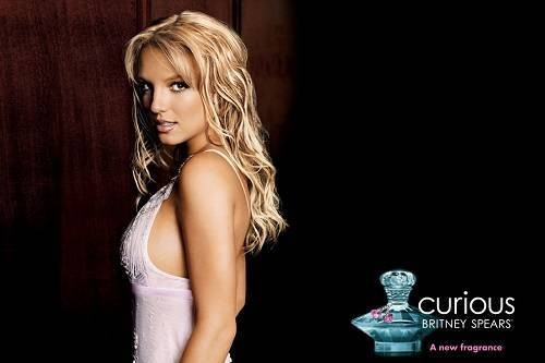 Curious Eau de Parfum Spray for Women by Britney Spear