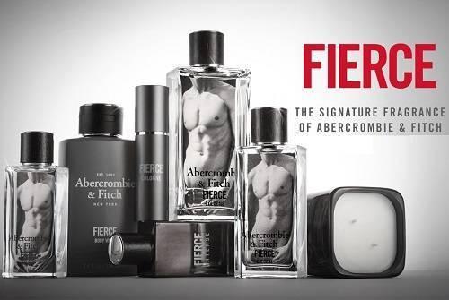 Fierce by Abercrombie & Fitch for Men