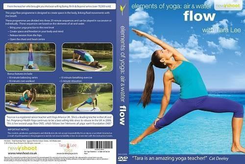 Flow Yoga Elements of Yoga - Air & Water with Tara Lee