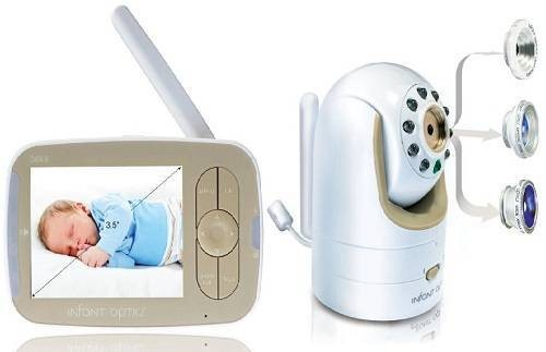 Infant Optics DXR-8 - The Best Baby Video Monitor