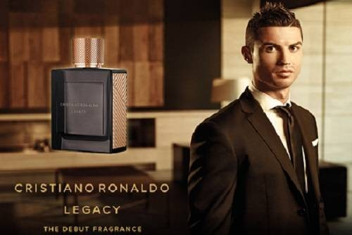 Legacy by Cristiano Ronaldo - Best Athletes Perfumes