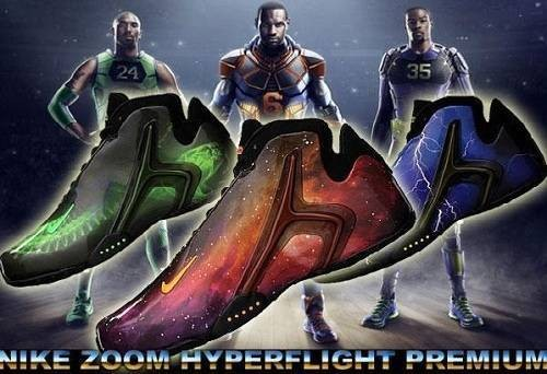Nike Zoom HYPERFLIGHT Premium Super Hero Pack