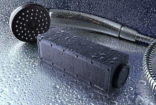 Photive HYDRA Waterproof Wireless Bluetooth Speaker