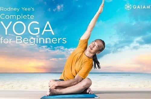 Rodney Yee Yoga for Beginners