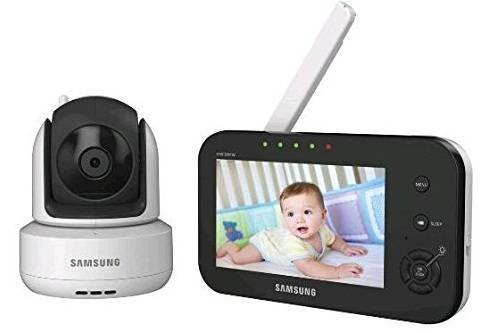 Samsung SEW-3038W Ultra-View Baby Monitor