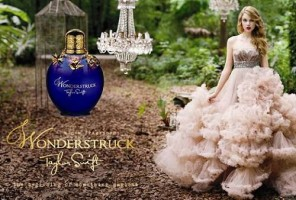 Taylor Swift Womens Wonderstruck Eau De Parfum Spray