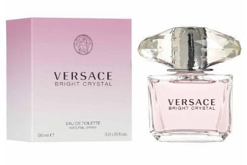 Versace Bright Crystal Eau de Toilette Spray