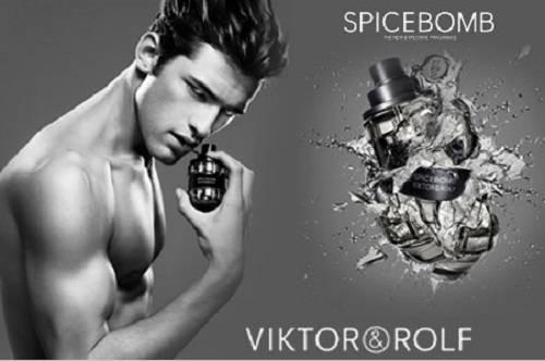 Viktor and Rolf Spicebomb Eau de Toilette Spray for Men