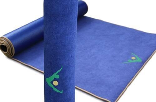 Aurorae Best Yoga Mats Premium Non Slip Hot Yoga