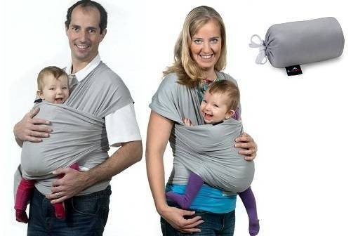 Best Baby Sling Carrier by Eli Clare