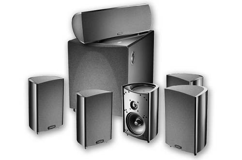 Best Home Theater Speakers Definitive Technology ProCinema 600