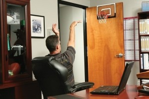 Best Mini Basketball Hoop Featured Image