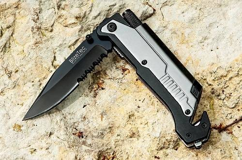 BlizeTec Rescue 5 in 1 Best Survival Knives