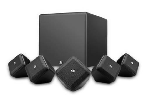Boston Acoustic SoundWare labeled as XS5.1B
