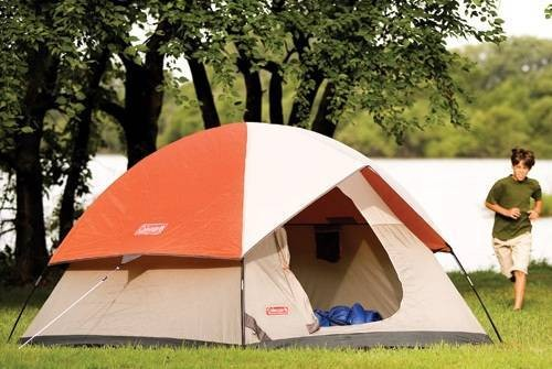 Coleman Sundome Best Camping Tents of the Years