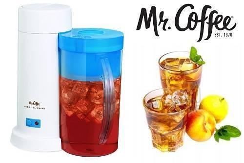 Mr. Coffee 2-Quart Best Iced Tea Makers