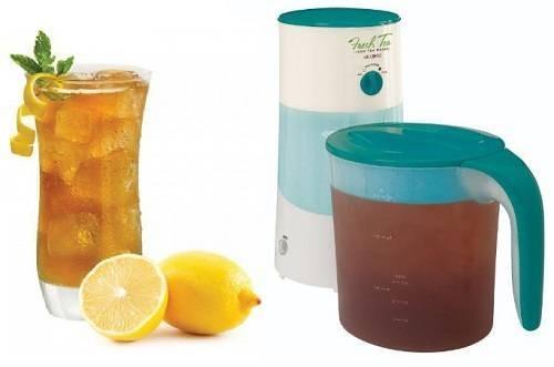 Mr. Coffee TM70TS Fresh Iced Tea Maker