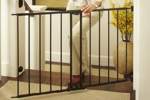 5 Best Baby Safety Gates Reviews Of 2019 Doublebestreview