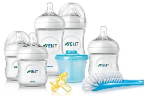Philips AVENT Natural Glass Bottles