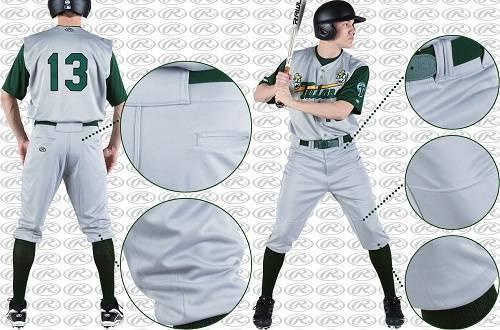 Mizuno Pantalones Bragas De Béisbol Con Ribetes 4W5xMCTbAv