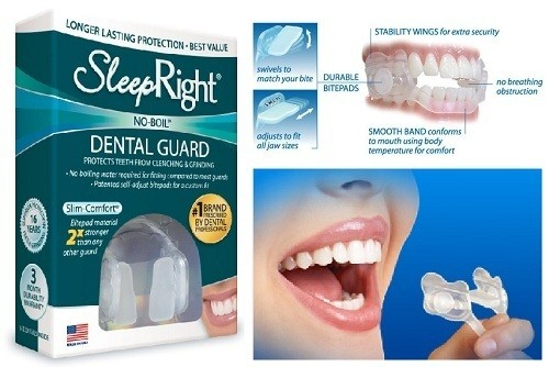 SleepRight Slim-Comfort Dental Guard