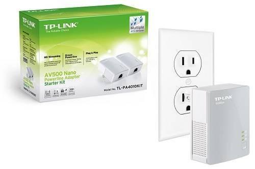 TP-LINK TL-PA4010KIT AV500 Wifi Extender