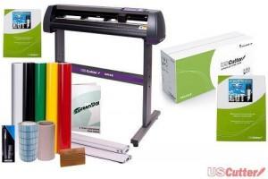 best vinyl cutting machine USCutter-MH BUNDLE