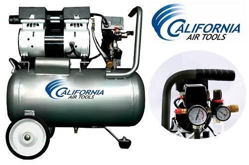 CALIFORNIA Air Tools CAT-6310 Ultra Quiet Air Compressor
