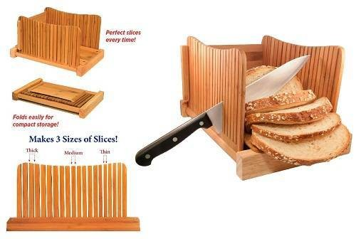 DB Tech Wood Best Bread Slicer