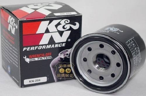 K&N KN-204 High-Performance Best Car Oil Filters