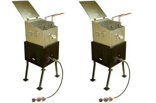 King Kooker 2292 Portable Propane Outdoor Cooker